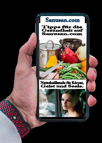 Smartphone Gesundheit